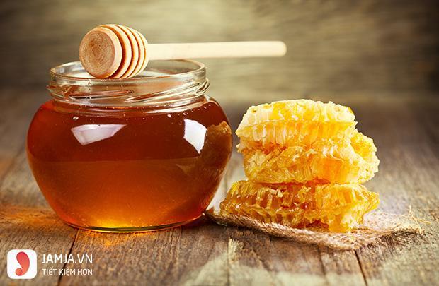 Công dụng của nghệ và mật ong 1