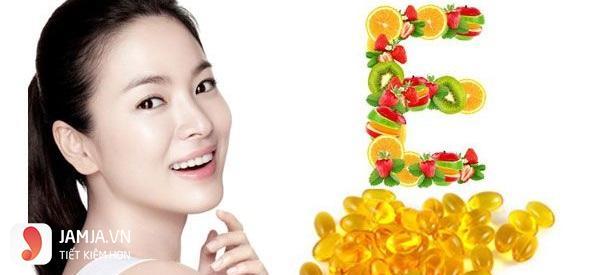 Công dụng của Vitamin E -3