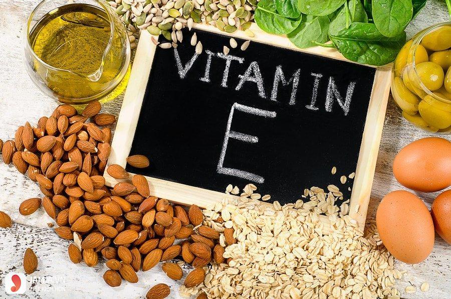 Công dụng của Vitamin E-1