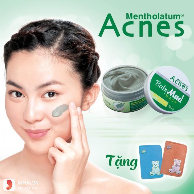 Mặt nạ ngăn ngừa, trị mụn của Acnes mask