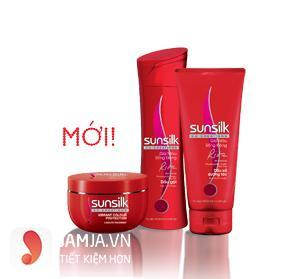 dầu gội Sunsilk dành cho tóc nhuộm 5