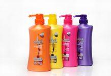dầu gội Sunsilk dành cho tóc nhuộm
