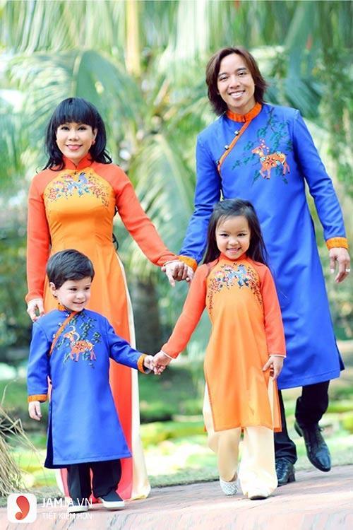 Gia đình Việt Hương