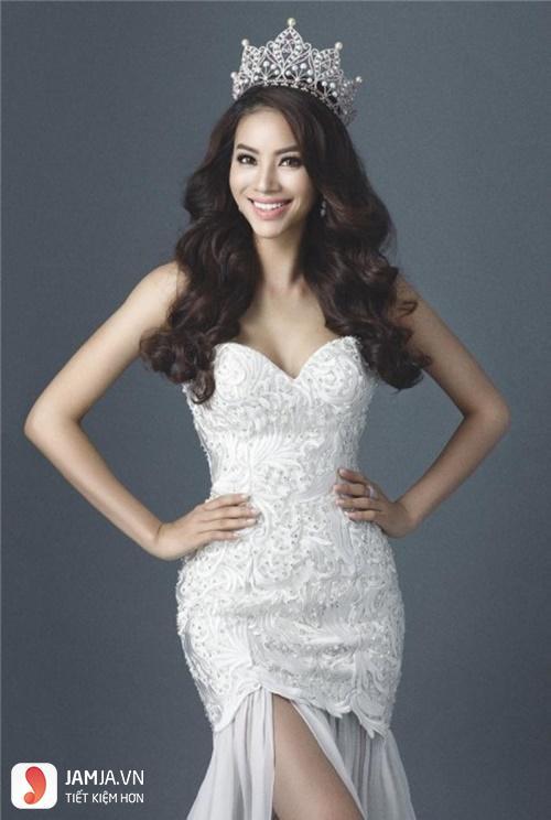 Hoa hậu Phạm Hương - 1