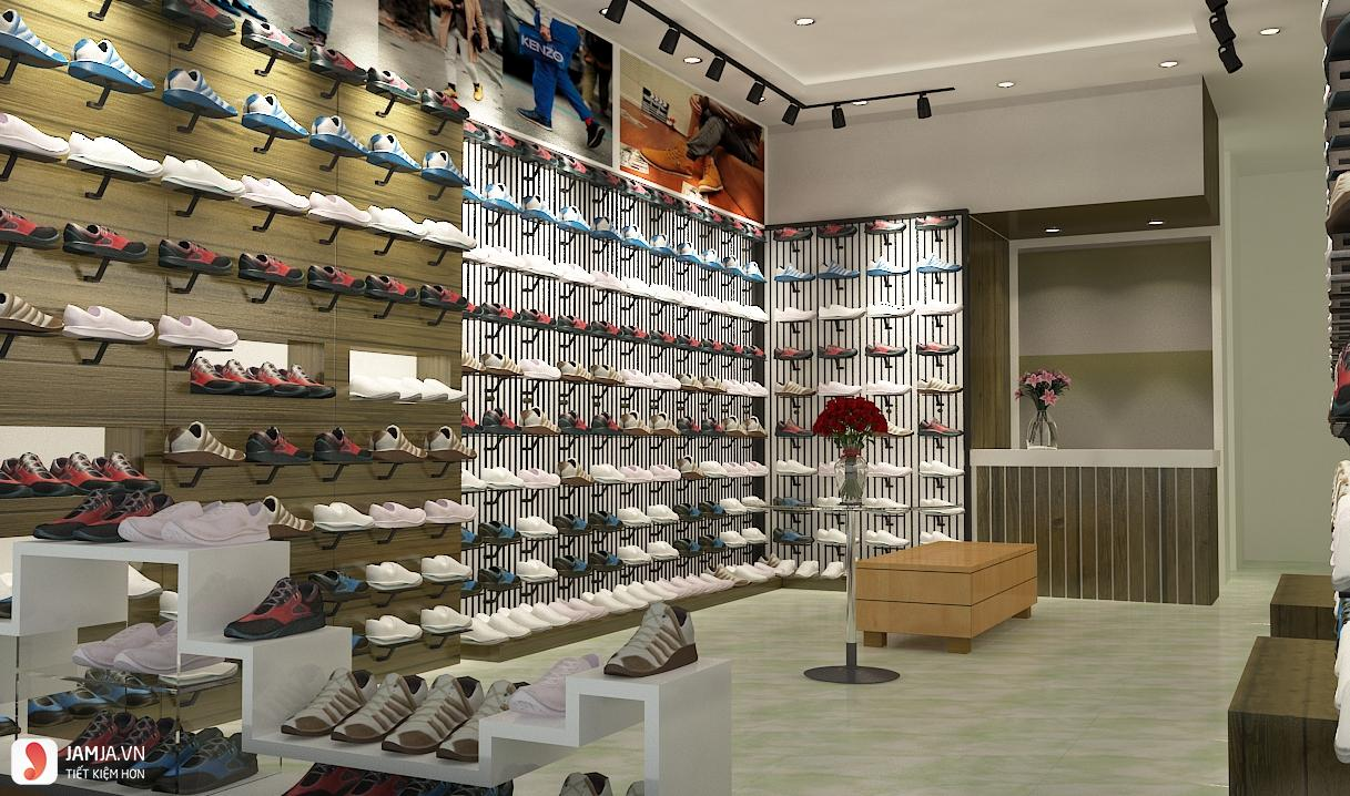 house shop-shop giày ở quang trung gò vấp