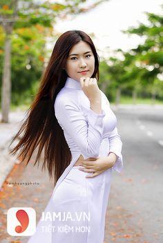 Các kiểu tóc hợp với áo dài học sinh nhất-1