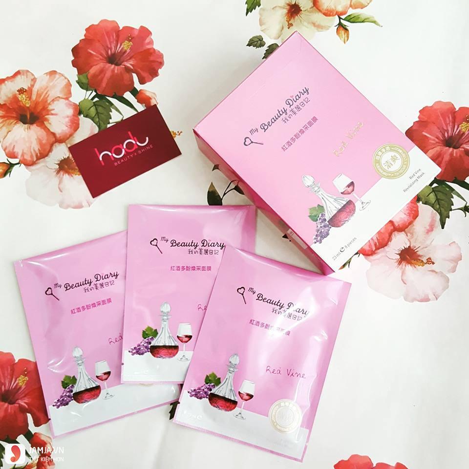 Mặt nạ My Beauty Diary-1