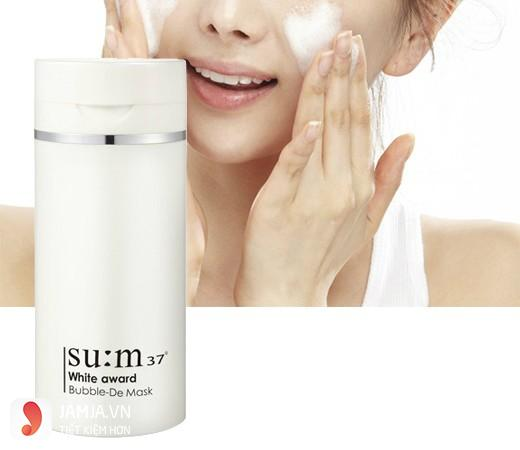 Su:m 37 White Award Bubble-de Mask 3