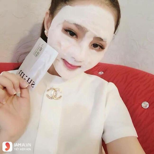 Su:m 37 White Award Bubble-de Mask 4