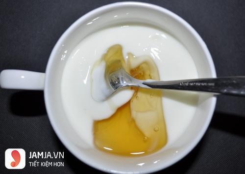 mặt nạ vitamin E và sữa chua 2