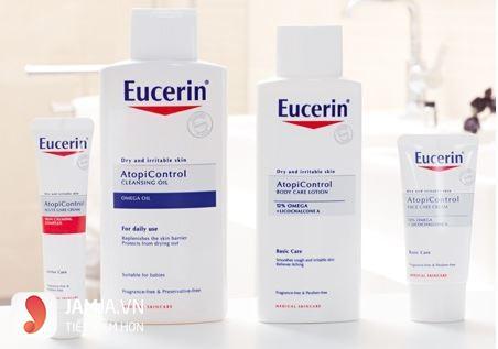 mỹ phẩm Eucerin có tốt không 2