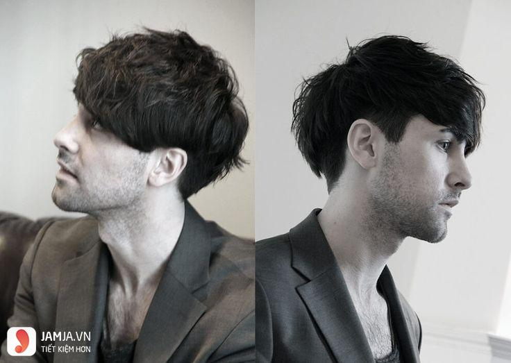 Nam trán dô nên để kiểu tóc nào-Tóc kiểu Free-style