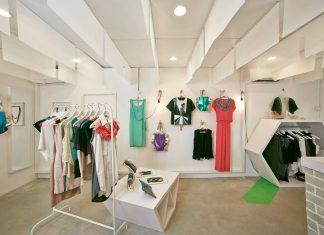 shop quần áo nữ trên đường Quang Trung