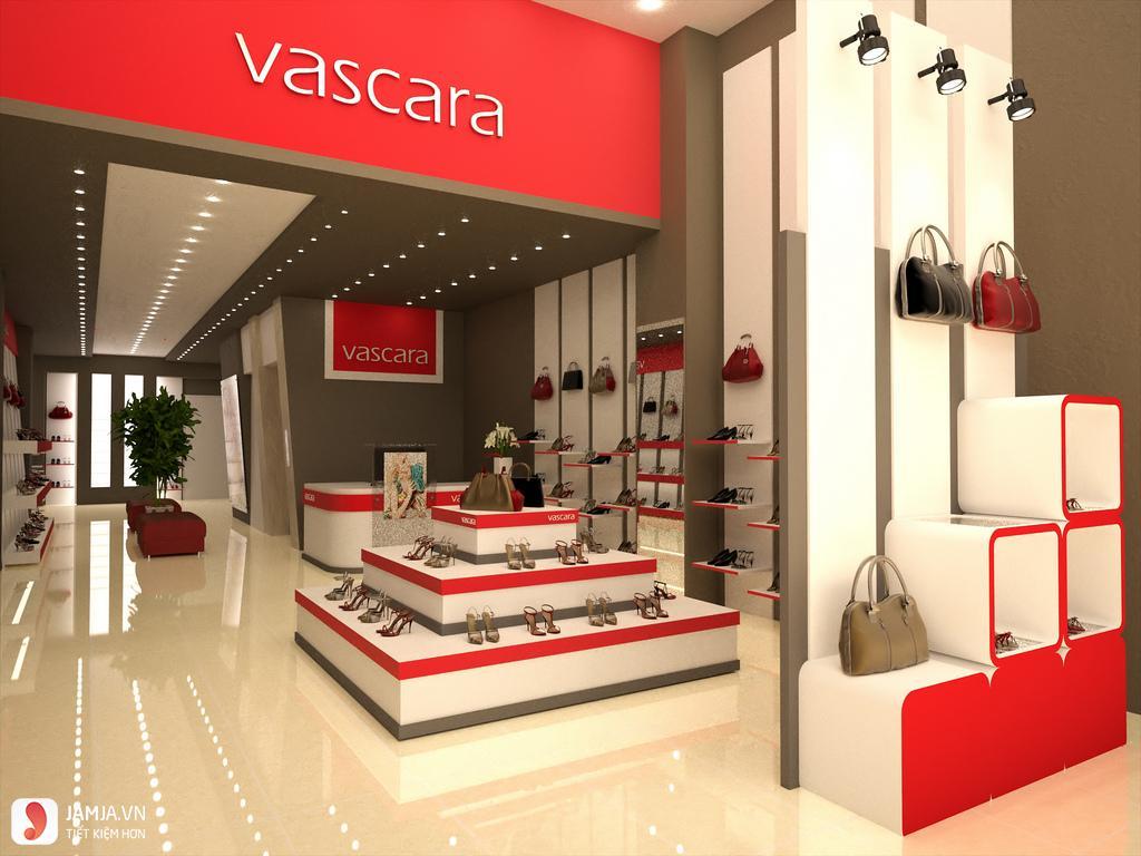 vascara-shop giày ở Quang Trung Vò Gấp