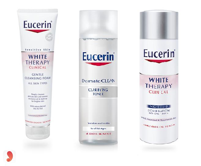 thương hiệu mỹ phẩm Eucerin 2