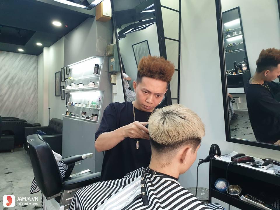 Tiệm cắt tóc Mekong Barbershop