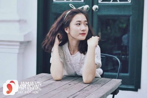 Tóc uốn ngang vai Hàn Quốc