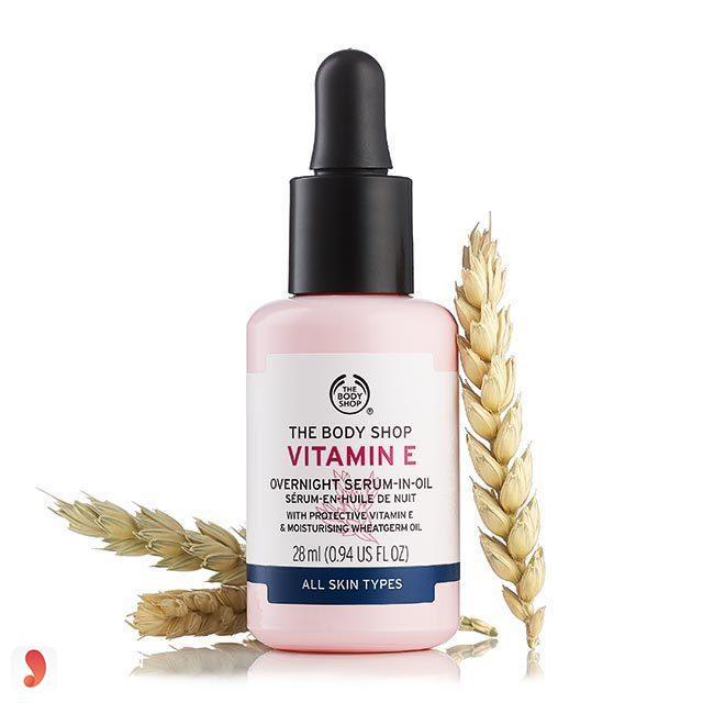 Serum vitamin E