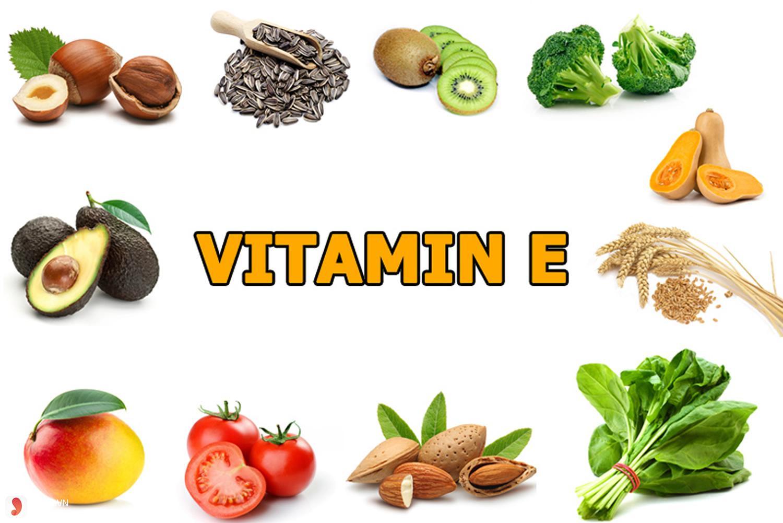 Vitamin E thiên nhiên