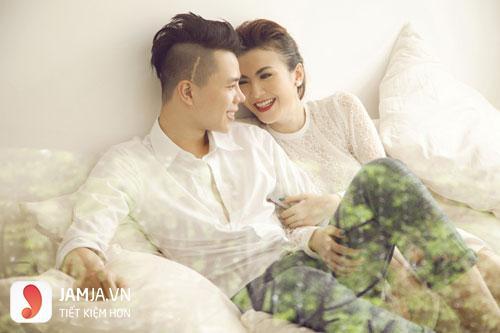 Yến Nhi và Trịnh Thăng Bình
