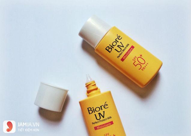 Biore UV Perfect Block Milk White