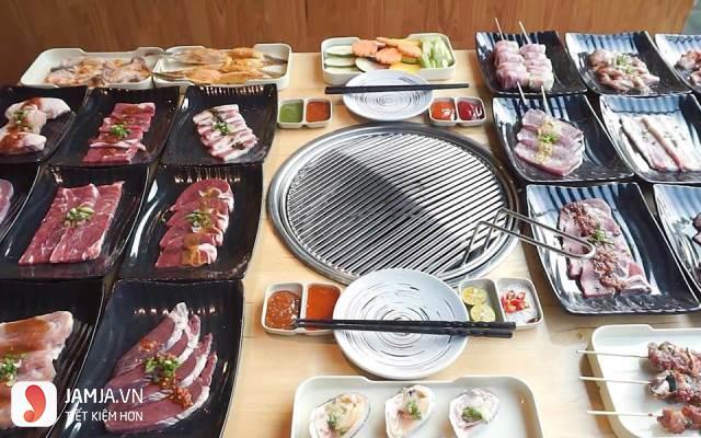 Cheap Eats - Buffet nướng hải sản Á Âu