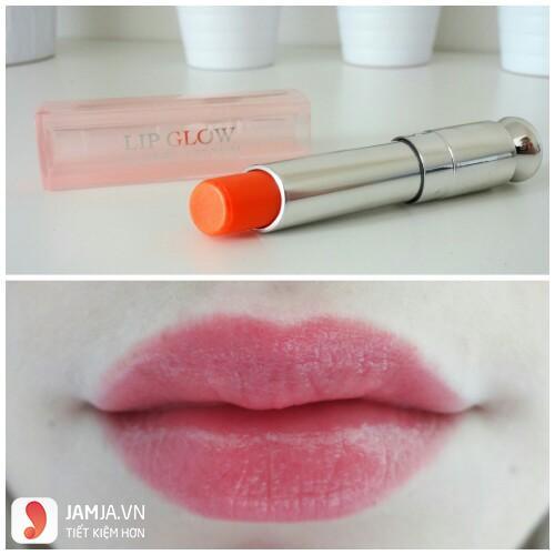 bảng màu Son Dior Addict Lip Glow 004