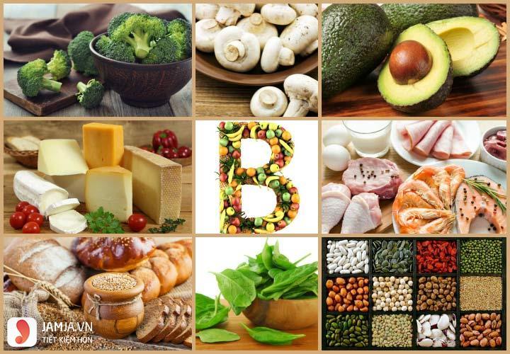 Ai cần bổ sung vitamin 3B 2