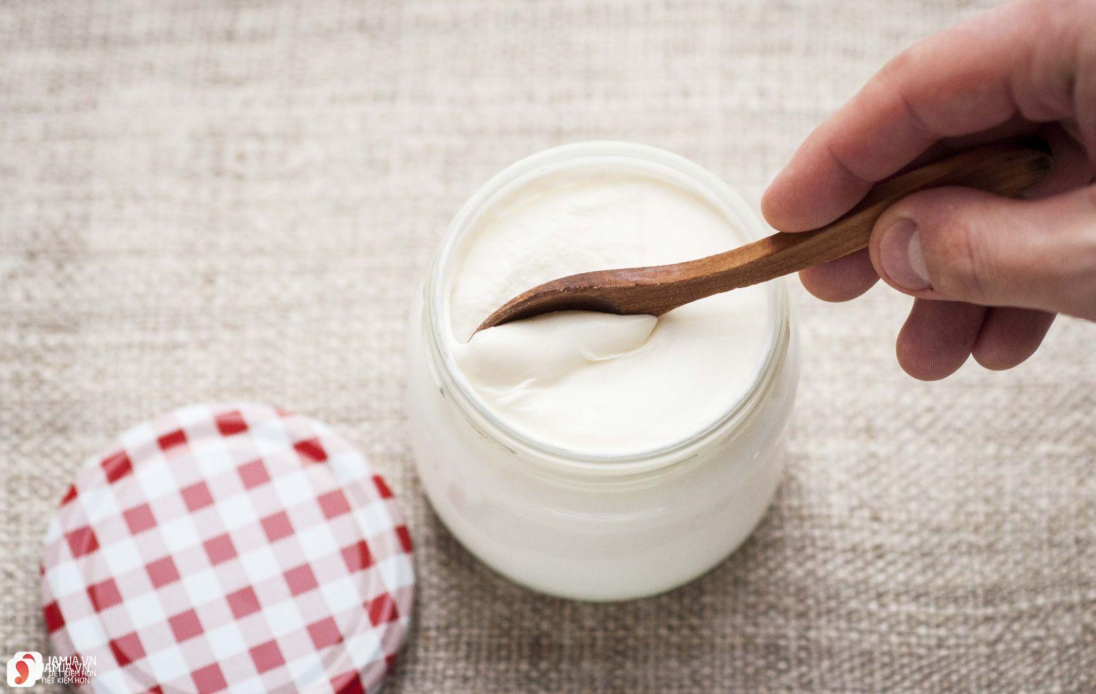 Ăn sữa chua có tác dụng gì cho da? 2