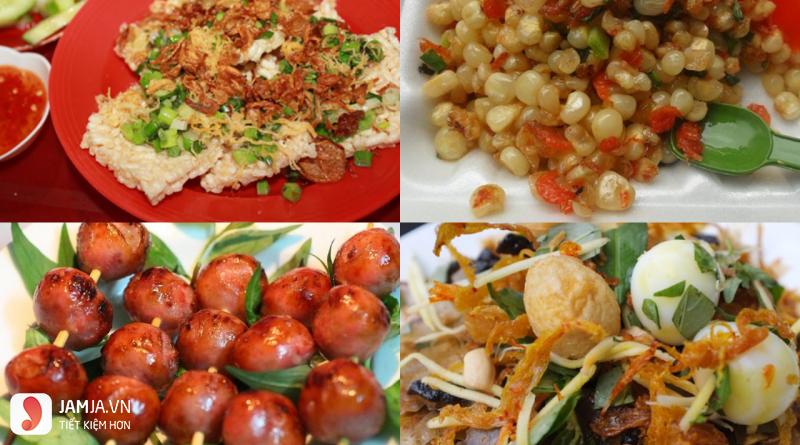 Top 10 quán ăn vặt ở Sài Gòn siêu ngon phải thử một lần (Hẻm 76 Hai Bà Trưng)