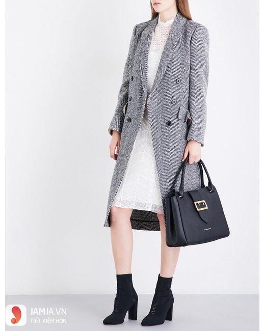 áo khoác nữ burberry chính hãng 2