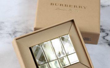 Bảng màu son Burberry 9