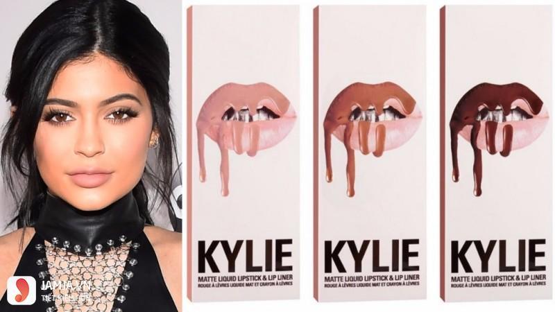 bảng màu son Kylie 2