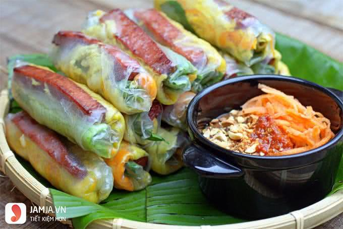 Bò bía Sài Gòn - món ngon không thể bỏ lỡ