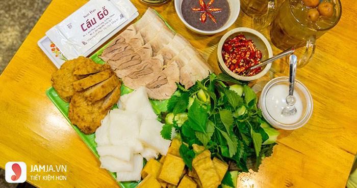 Bún đậu mắm tôm ngon ở Phú Nhuận