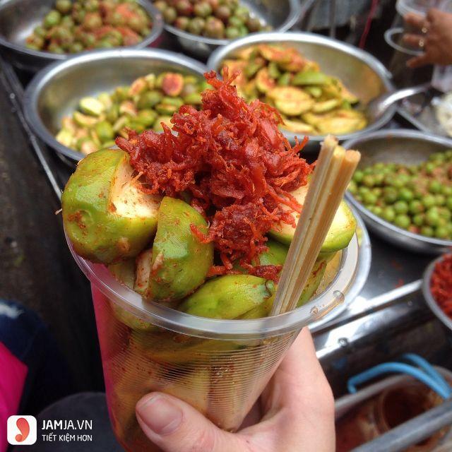 trai cây lắc - món ăn vặt dễ làm để bán