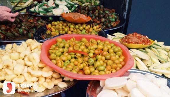 trái cây lắc-món ăn vặt dễ làm để bán2