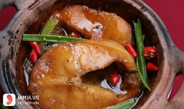Cá lóc kho nước dừa - 3