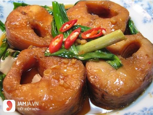 Cá lóc kho nước dừa - 1