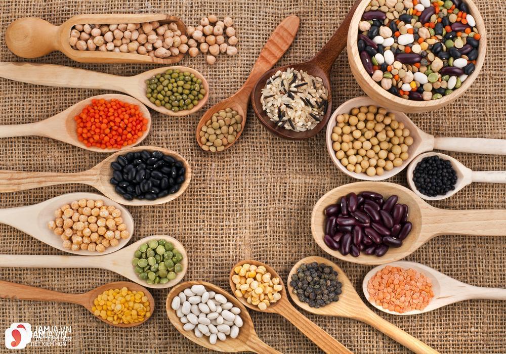Cách làm bột ngũ cốc cho người già