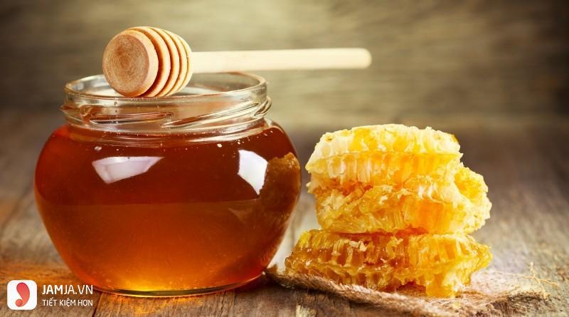 Các tác dụng của mật ong 1