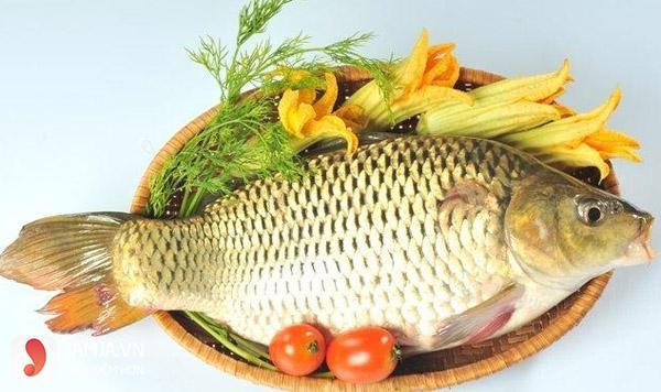 Cách chọn mua cá chép ngon