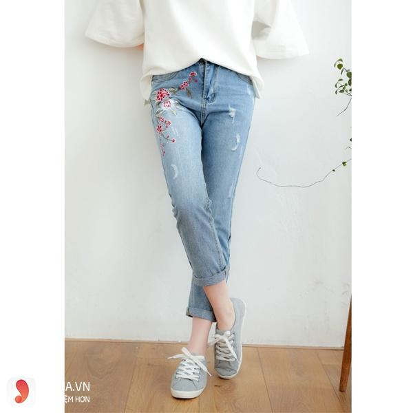 Cách chọn size quần jeans nữ9