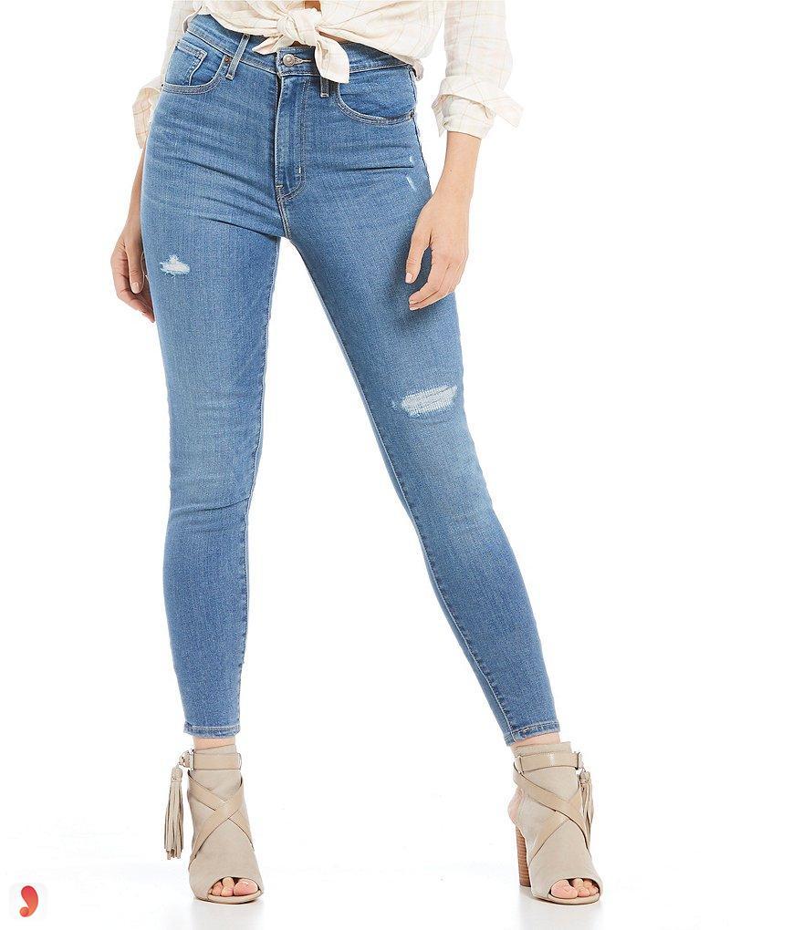 Xu hướng thời trang quần jean hiện nay2