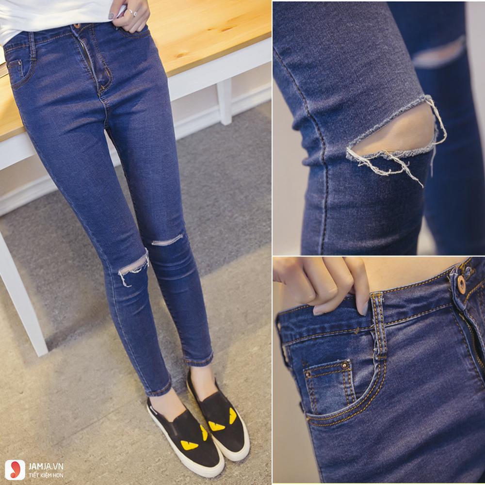 Cách chọn size quần jeans nữ2
