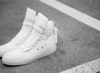 Cách giặt giày trắng khi bị ố vàng