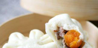 cách làm bánh bao bằng bột mì và bột nở 8