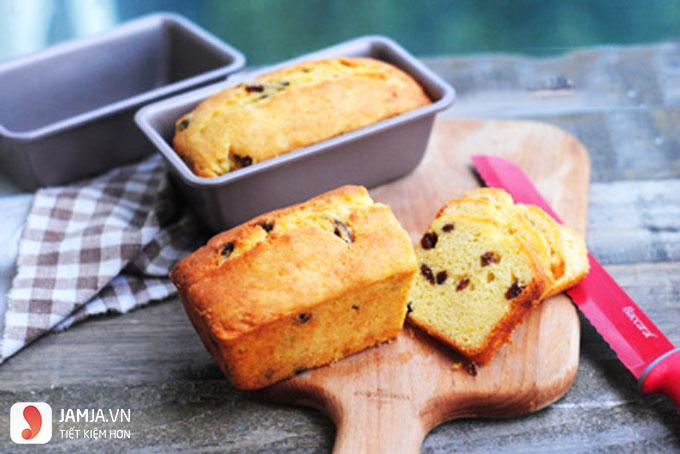 Cách làm bánh bông lan bơ nho 5