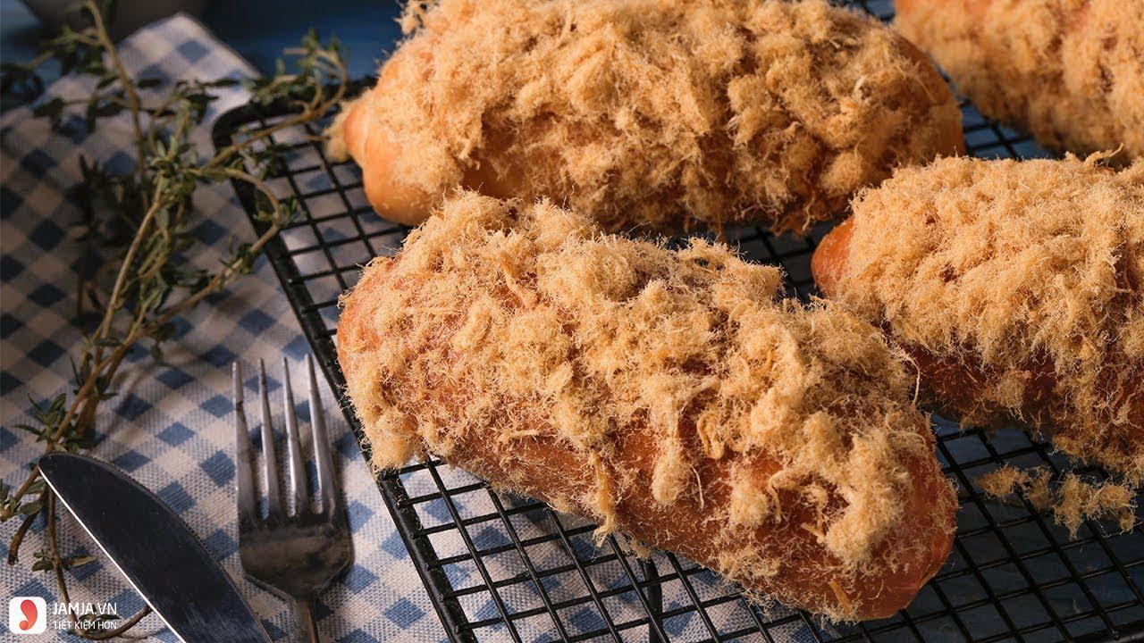 Cách làm bánh đơn giản từ bột mì và trứng 2