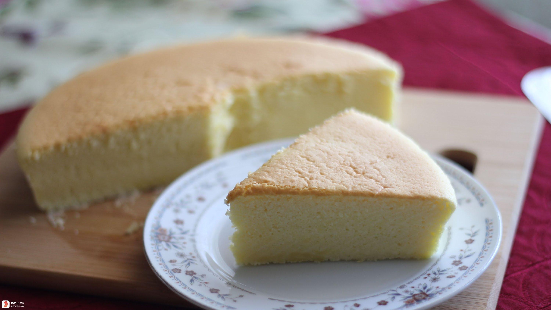 Cách làm bánh đơn giản từ trứng và bột mì 6